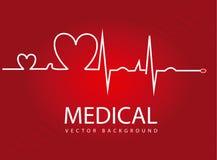 Progettazione medica Immagine Stock