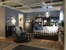 Progettazione Moderna Della Camera Da Letto Al Deposito IKEA ...