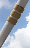 Progettazione moderna della colonna Fotografia Stock