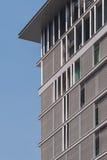 Progettazione moderna della facciata Immagine Stock Libera da Diritti