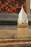 Progettazione moderna di Sema, simbolo della chiesa di buddismo Immagini Stock