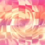Progettazione pastello del materiale illustrativo del collage per gli sguardi creativi Strutturato cerchi le arti, la decorazione immagini stock libere da diritti