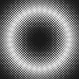 Progettazione quadrata diagonale di semitono astratta del fondo del modello illustrazione vettoriale