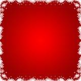 Progettazione rossa astratta della disposizione del fondo, modello Web con liscio Fotografia Stock