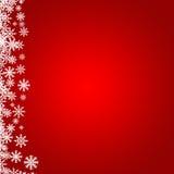 Progettazione rossa astratta della disposizione del fondo, modello Web con liscio Immagini Stock