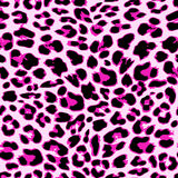Progettazione senza cuciture del modello del leopardo, fondo Fotografia Stock Libera da Diritti