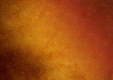 Progettazione strutturata della carta da parati del fondo di pendenza giallo arancione immagine stock libera da diritti