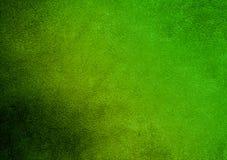 Progettazione strutturata della carta da parati del fondo di pendenza verde fotografie stock