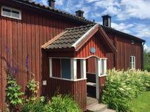 Progettazione svedese di exterieur Fotografia Stock