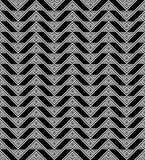 Progettazione triangolare astratta del modello di forma royalty illustrazione gratis