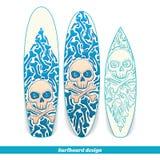 Progettazione una del surf Immagine Stock Libera da Diritti