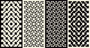 Progettazioni geometriche Immagini Stock Libere da Diritti