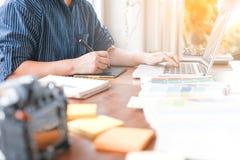 Progettista Drawing Graphic Immagine Stock Libera da Diritti