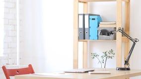 Progettista Office di Emplty Immagine Stock Libera da Diritti