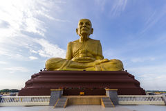 Progetto Ayutthaya Tailandia Buddha Uttayarn Maharach Fotografie Stock
