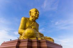 Progetto Ayutthaya Tailandia Buddha Uttayarn Maharach Immagini Stock Libere da Diritti