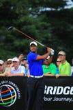Progolfspieler Tiger Woods Stockbild