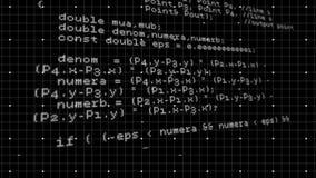 Programów kody ilustracja wektor