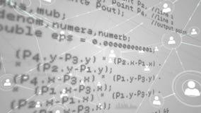 Programów kody i profilowe ikony zbiory