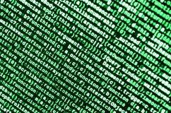 Program komputerowy zapowiedź Programować kodu pisać na maszynie Technologie informacyjne strony internetowej cyfrowania standard ilustracji