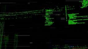 Program usterki i kody ilustracja wektor