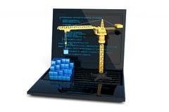 Programação Foto de Stock Royalty Free