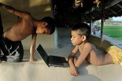 Programa de desenvolvimento rural Foto de Stock Royalty Free