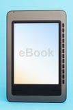 Programa de lectura de Ebook fotografía de archivo
