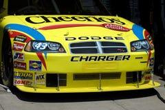 Programa piloto Bobby Labonte de la taza de NASCAR Sprint fotos de archivo