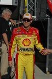 Programa piloto de Kevin Harvick NASCAR imagen de archivo