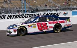 Programa piloto de la taza del Jr. NASCAR Sprint de Dale Earnhardt Imagen de archivo libre de regalías