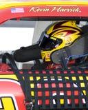 Programa piloto Kevin Harvick de la taza de NASCAR Imagen de archivo