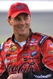Programa piloto Kevin Harvick de NASCAR imagen de archivo libre de regalías