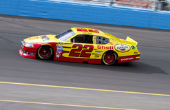 Programa piloto Kurt Busch de NASCAR Fotografía de archivo