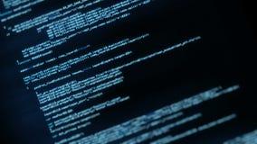 Programación, cifrando el interfaz del uso