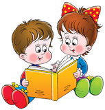 Programas de lectura libre illustration