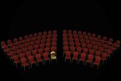 Programma classico della disposizione dei posti a sedere della presidenza royalty illustrazione gratis