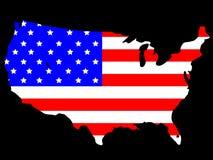 Programma degli S.U.A. Fotografia Stock