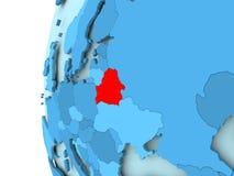 Programma del Belarus Immagine Stock