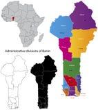 Programma del Benin Illustrazione Vettoriale