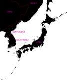 Programma del Giappone illustrazione vettoriale