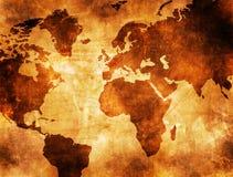 Programma del mondo Immagini Stock Libere da Diritti