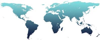 Programma del mondo Immagine Stock Libera da Diritti