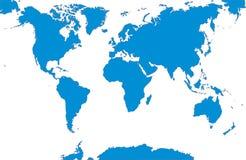 Programma del mondo Immagine Stock