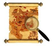 Programma del pirata royalty illustrazione gratis