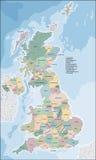 Programma del Regno Unito Immagine Stock