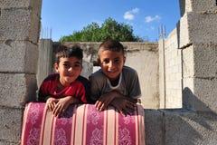 Programma del sud dello sbarco dell'Israele approvato Fotografie Stock