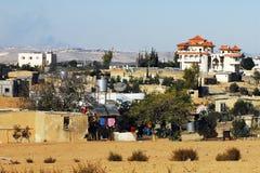 Programma del sud dello sbarco dell'Israele approvato Fotografia Stock