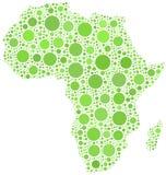 Programma dell'Africa Immagine Stock Libera da Diritti