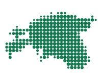 Programma dell'Estonia royalty illustrazione gratis